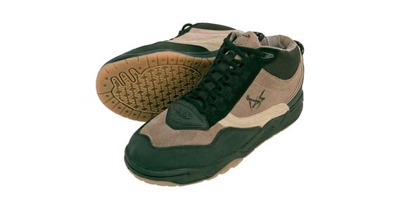 iXS Dope DH/FR/Dirt Schuh braun